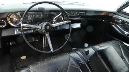 Cadillac Deville 1965 Convertible (20)