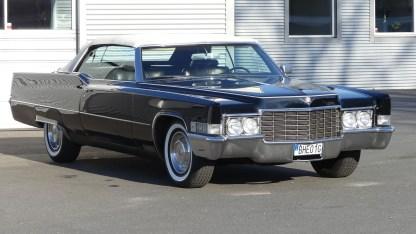 Cadillac Deville 1969 Convertible (4)