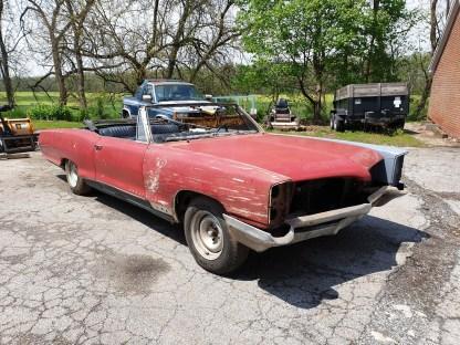 Pontiac Bonneville 1966 Convertible (1)