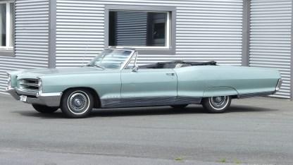 Pontiac Bonneville 1966 Convertible (10)