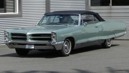 Pontiac Bonneville 1966 Convertible (2)