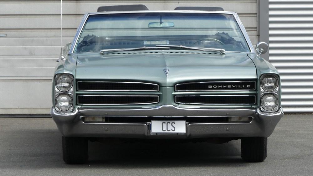 Pontiac Bonneville 1966 Convertible (8)