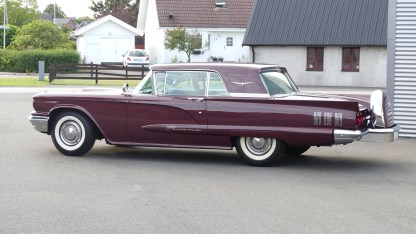 Ford Thunderbird 1960 Coupe (14)