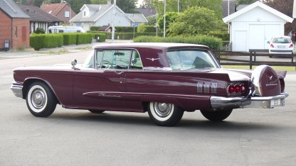 Ford Thunderbird 1960 Coupe (15)