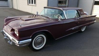 Ford Thunderbird 1960 Coupe (36)
