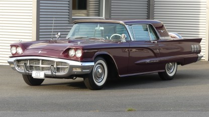 Ford Thunderbird 1960 Coupe (4)