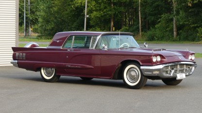 Ford Thunderbird 1960 Coupe (9)