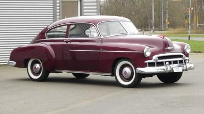 Chevrolet 1949 Fleetline Fastback, Deluxe (5)