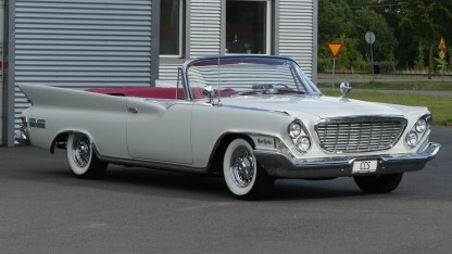 Chrysler – New Yorker cab – 1961 (3)
