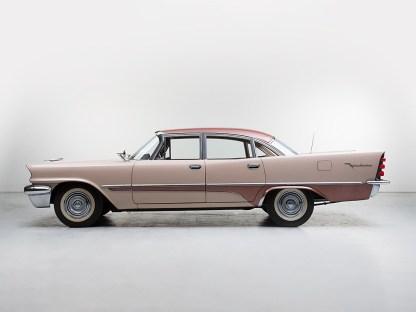 DeSoto Firedome brown 1957 (2)