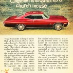 1967 Chevrolet Impala Ad Classic Cars Today Online