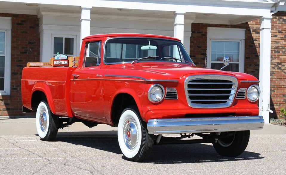 A Studebaker Truck That Couldn t Save The Company   ClassicCarWeekly net 1961 Studebaker Champ