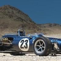 An American F1 Car