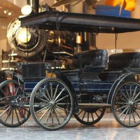 A Pair of 1910 Sears Motorcars