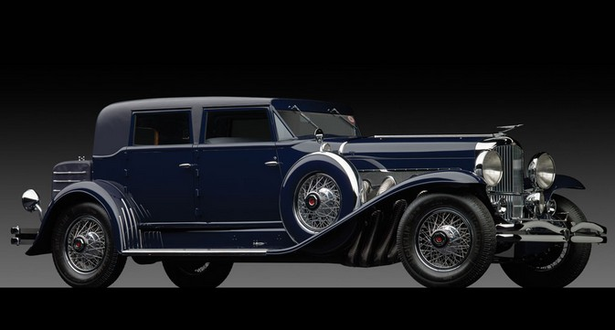 Duesenberg Model SJ by Murphy