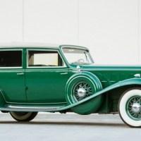 Cadillac V-16 Madame X