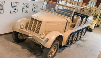 Another Five Military Vehicles | ClassicCarWeekly