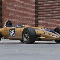 Shelby Turbine Indy Car