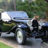 Bugatti Profile Aerodynamique