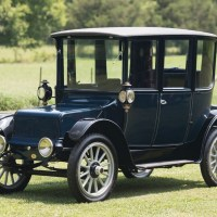 Five Cars from the 1920s