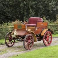 Albion Dogcart