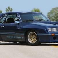 Mustang Enduro Prototype