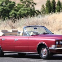 Four-Door Rolls-Royce Convertible
