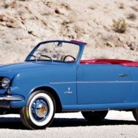 Fiat 1100 by Allemano