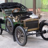One of the First Riley Cars