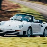 Porsche 959 Speedster
