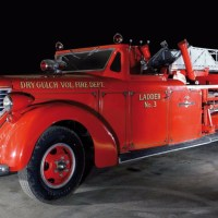 American LaFrance V-12 Fire Truck