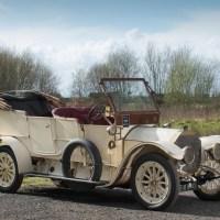 1911 Mercedes 28/50
