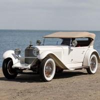 Al Jolson's Mercedes