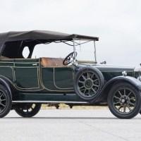 1923 Daimler Tourer