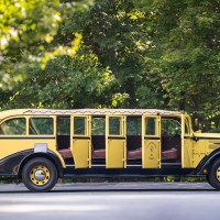 1937 Yellowstone Park Tour Bus