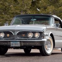 1960 Edsel Convertible