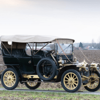 Five Old Convertibles from Bonhams