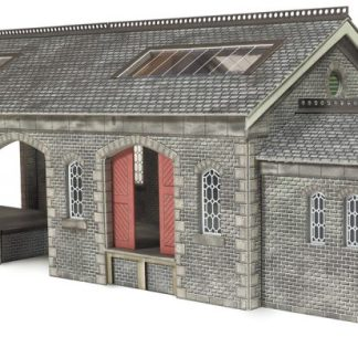 PO336, 00 scale, Settle & Carlisle Goods Shed