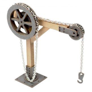 PO540 00 Scale Goods Yard Crane