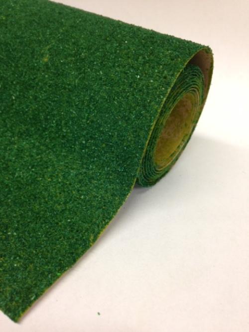 Javis 1200mm x 600mm or 300mm Landscape Mat, green No.21