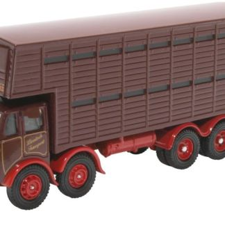 Atkinson Cattle Truck, davies & sons.