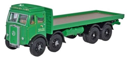 Atkinson 8 Wheel Flatbed, Chivers.