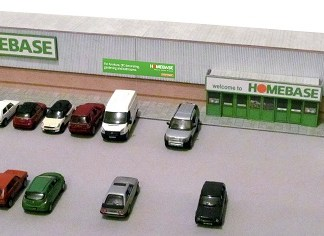 Kingsway 00 scale, DIY Superstore