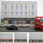 large department store kit build