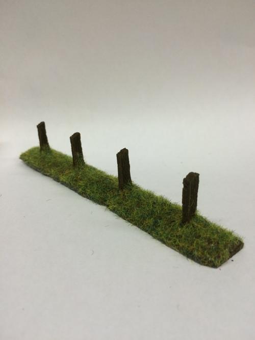 Javis 00 Fence Posts