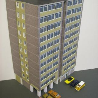 Large Block of Flats