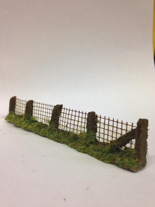 Javis 00 Wire Fencing.