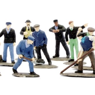 Dapol figures - classic collect models
