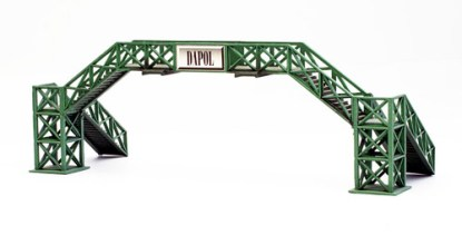 Dapol footbridge - classic collect models