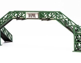 Dapol footbridge - classic collect models